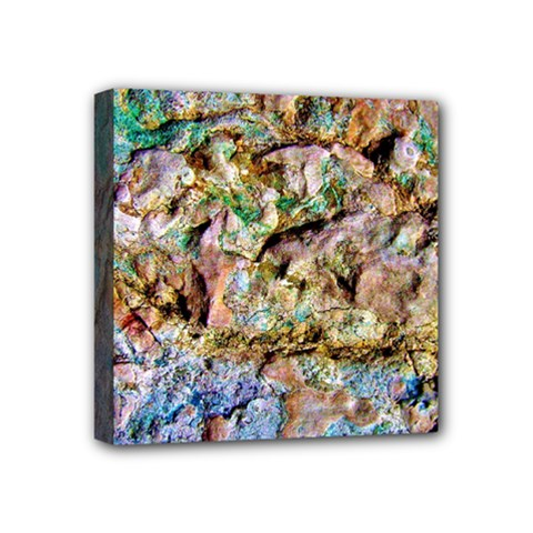 Abstract Background Wall 1 Mini Canvas 4  X 4