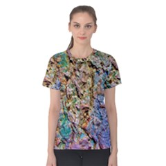 Abstract Background Wallpaper 1 Women s Cotton Tee
