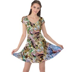 Abstract Background Wallpaper 1 Cap Sleeve Dresses