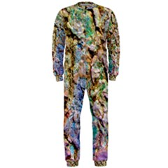 Abstract Background Wallpaper 1 Onepiece Jumpsuit (men)