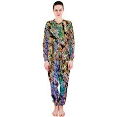 Abstract Background Wallpaper 1 Onepiece Jumpsuit (ladies)