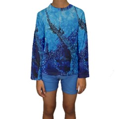 Rockscape Kid s Long Sleeve Swimwear