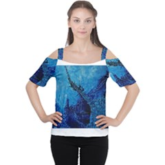Rockscape Women s Cutout Shoulder Tee