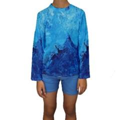Waves Kid s Long Sleeve Swimwear