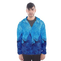 Waves Hooded Wind Breaker (Men)