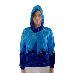Waves Hooded Wind Breaker (Women)
