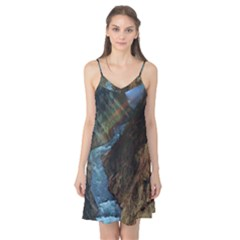 Yellowstone Lower Falls Camis Nightgown