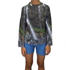 WATERFALL Kid s Long Sleeve Swimwear