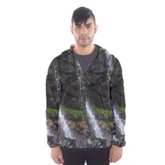 WATERFALL Hooded Wind Breaker (Men)