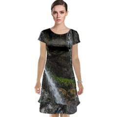 Waterfall Cap Sleeve Nightdresses