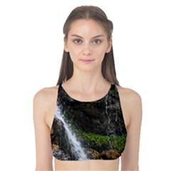 Waterfall Tank Bikini Top
