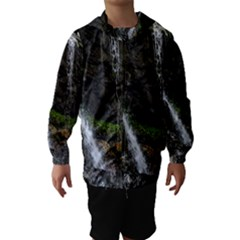 Waterfall Hooded Wind Breaker (kids)