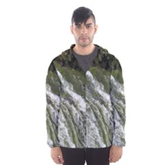 Water Overflow Hooded Wind Breaker (men)