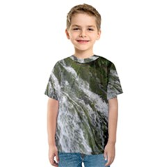 WATER OVERFLOW Kid s Sport Mesh Tees