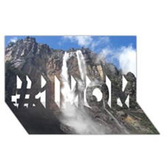 Salto Del Angel #1 Mom 3d Greeting Cards (8x4)
