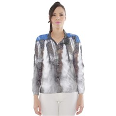 SALTO DEL ANGEL Wind Breaker (Women)