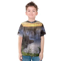 IGUAZU FALLS Kid s Cotton Tee