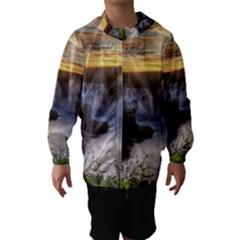 IGUAZU FALLS Hooded Wind Breaker (Kids)