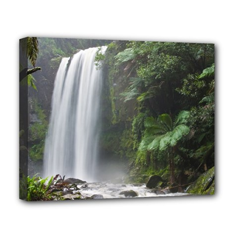 HOPETOUN FALLS Deluxe Canvas 20  x 16