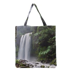 HOPETOUN FALLS Grocery Tote Bags