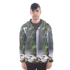 Hopetoun Falls Hooded Wind Breaker (men)
