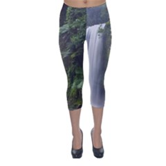 Hopetoun Falls Capri Winter Leggings