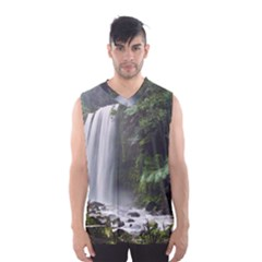 HOPETOUN FALLS Men s Basketball Tank Top