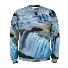 GULLFOSS WATERFALLS 2 Men s Sweatshirts