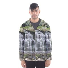 Elakala Falls Hooded Wind Breaker (men)