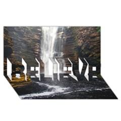 CHAPADA DIAMANTINA 5 BELIEVE 3D Greeting Card (8x4)