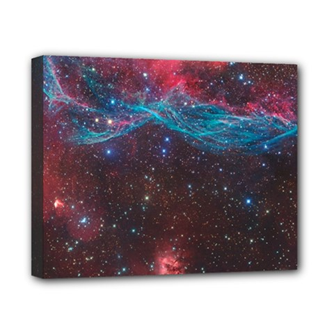 Vela Supernova Canvas 10  X 8