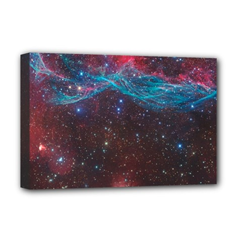 Vela Supernova Deluxe Canvas 18  X 12