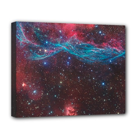 Vela Supernova Deluxe Canvas 20  X 16