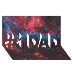 Vela Supernova #1 Dad 3d Greeting Card (8x4)