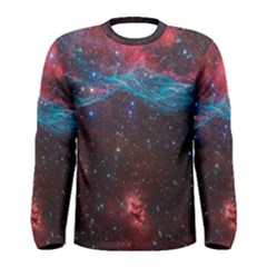 Vela Supernova Men s Long Sleeve T Shirts