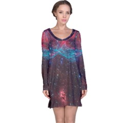 Vela Supernova Long Sleeve Nightdresses