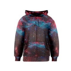 Vela Supernova Kids Zipper Hoodies