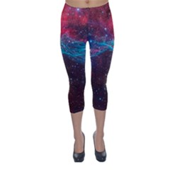 Vela Supernova Capri Winter Leggings