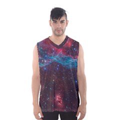 Vela Supernova Men s Basketball Tank Top