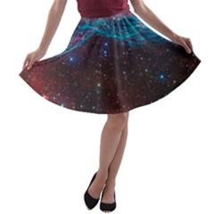 Vela Supernova A Line Skater Skirt