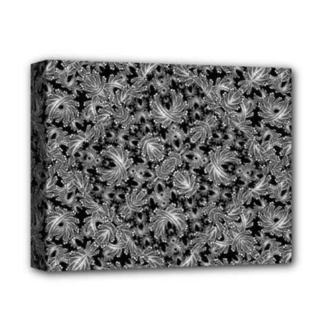 Luxury Patterned Modern Baroque Deluxe Canvas 14  x 11