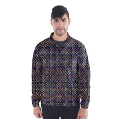 Luxury Patterned Modern Baroque Wind Breaker (Men)