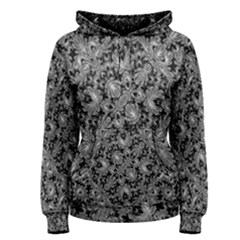 Luxury Patterned Modern Baroque Women s Pullover Hoodies