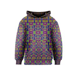 Ethnic Modern Geometric Patterned Kid s Pullover Hoodies