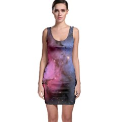 Trifid Nebula Bodycon Dresses