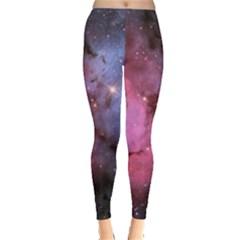 Trifid Nebula Women s Leggings