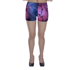Trifid Nebula Skinny Shorts