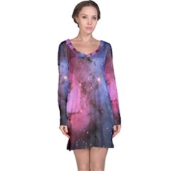 Trifid Nebula Long Sleeve Nightdresses