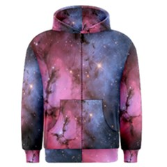 Trifid Nebula Men s Zipper Hoodies
