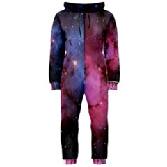Trifid Nebula Hooded Jumpsuit (ladies)